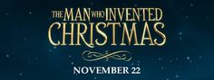 #TheManWhoInventedChristmas  Great for the Holidays. The depiction on how 'A Christmas Carol' was written. My not more than a one-minute-read movie review and movie rating is posted.  Follow all of my movie reviews via FB M.U.S.E. Enthusiasts and https://museenthusiasts.wordpress.com/