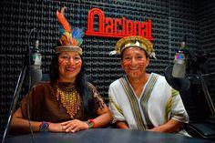 PACHA MAMA: Nacional FM   Los conductores de Ashi Añane tienen...