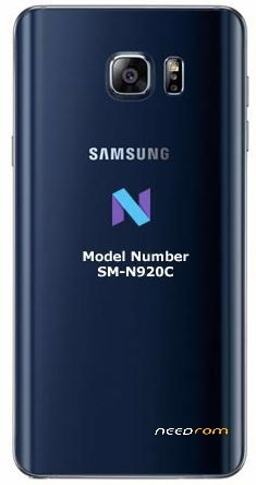 GALAXY Note 5 / SM-N920C Official Samsung Firmware | Repair Solution