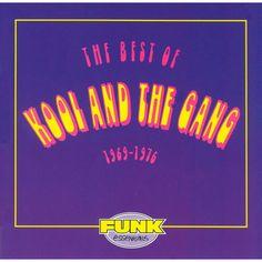 Kool & the Gang - The Best of Kool & the Gang 1969-1976 (CD)