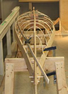 Build Wooden Kayak - WoodWorking