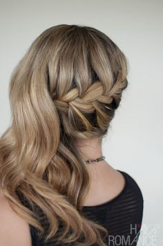 2014`s Best Side-Swept Hairstyles