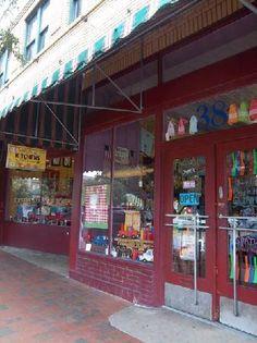 Places I want to go (Savannah GA)