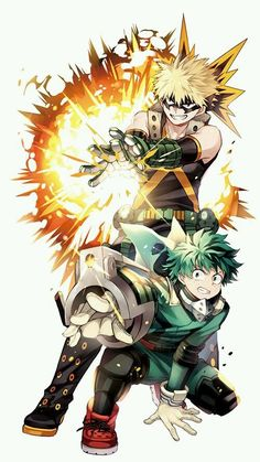 Boku No Hero Academia - Google+