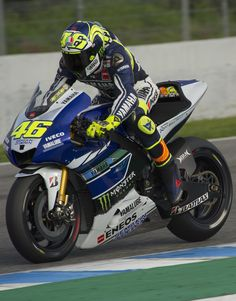 Valentino Rossi Photos - MotoGP Tests: Day 4 - Zimbio
