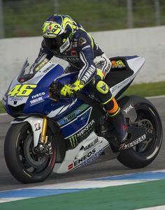Valentino Rossi Photos - MotoGP Tests: Day 4 - Zimbio