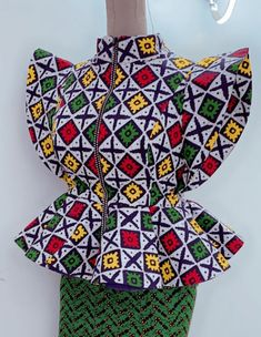 Best African Dresses, African Inspired Fashion, Latest African Fashion Dresses, African Print Fashion, African Attire, Africa Fashion, African Print Dress Designs, African Blouses, Ankara Blouse