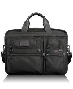 Tumi T-Pass® Medium Screen Laptop Slim Brief  Style #: 26516 $345