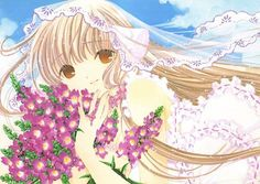 "Chii from ""Chobits"" series by manga artist group CLAMP. Syaoran, Cardcaptor Sakura, Original Wallpaper, Hd Wallpaper, Wallpapers, Anime Kunst, Anime Art, Chobits Anime, Otaku"