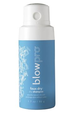 best dry shampoo for traveling. its a powder instead of a spray Nordstrom