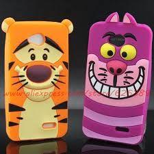 Resultado de imagen para fundas para celulares de goma con diseño pink