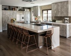 Chef Ludo Lefebvre's Los Angeles Kitchen Makeover Photos | Architectural Digest