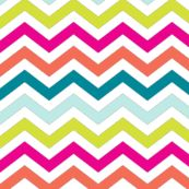Cape Cod Chevron fabric by purple_ink for sale on Spoonflower - custom fabric