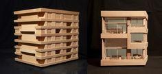 – Meili Peter Architekten 3d Modelle, Facade, Architecture, Projects, Scene, Submission, Arquitetura, Facades, Architecture Illustrations