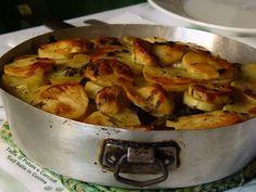"""In Puglia facciamo tante """"Tiedd"""", """"Tieddr"""", ecc . . . , questa è la mia preferita tra le Vegetariane, anzi, è proprio Vegana"""