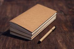 A Traveller's Notebook paper refill inserts  blank by DIYwinkel