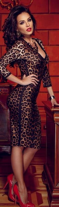 71e5696c2b 157 Best Animal Print Outfits images