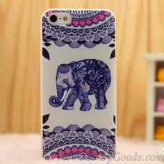 Vintage Cute Elephant Folk Iphone 5/5s/6 Cases only $14.99 in ByGoods.com!