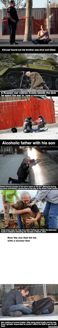 6 photos that will make you cry