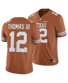 5f37942c75b Nike Men s Texas Longhorns Player Game Jersey Earl Thomas - Orange S