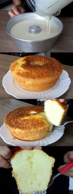 Sin Gluten, Gluten Free, Pound Cake Recipes, Pasta, Sweet Bread, Copycat Recipes, Coffee Break, Coffee Cake, I Love Food