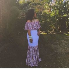Stylish Ankara Styles For Ladies - Naija Info Samoan Wedding, Polynesian Wedding, Polynesian Dresses, Samoan Designs, Polynesian Designs, Island Wear, Island Outfit, African Attire, African Dress