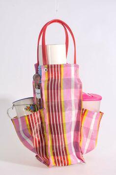 Bolsa Matera — Voy de Carmen Fabric Origami, Ideas Hogar, Diy Bags, Tote Bag, Backpacks, Denim Bag, Embroidered Bag, Zapatos, Cowgirl Party