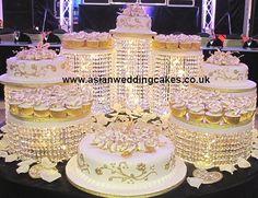 Asian Wedding Cakes#