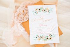 boudoir bridal shower invitation http://itgirlweddings.com/boudoir-bridal-shower/