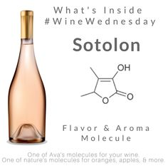 This naturally occurring molecule makes your wine smell like maple syrup and caramel.