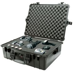 Pelican 1600 Case  - Watertight, crushproof, and dust proof $119.41