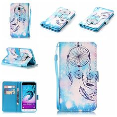 Samsung J3 Leather Wallet,Samsung J3 Case for Girls,Spigeotter Cute Protective Phone Case with Lanyerd and Credit Card Holder for Samsung Galaxy J3 Cartoon7 -- Awesome products selected by Anna Churchill