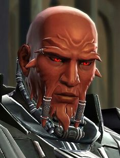 Sith Pure-Blood from Star Wars: the old Republic