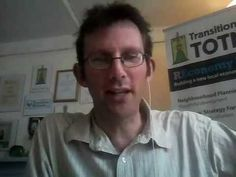 Rob Hopkins - International Permaculture Day 2012