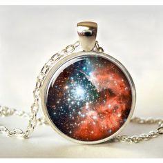 Galaxy Art Pendant - $18.00