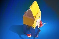 Embalagem para doces Le Petit Prince   PeuArt Ateliê Digital   Elo7
