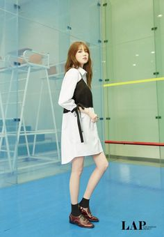 Korean Street Fashion, Korea Fashion, Japan Fashion, Fashion Idol, Korean Actresses, Korean Actors, Lee Sung Kyung Fashion, Jong Hyuk, Dramas