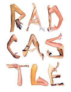 Rachel Rivera. - Typography Experiments