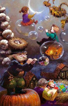 Sueños de niña: Victor Nizovtsev