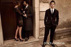 Dolce  Gabbana Autumn/Winter 2012 Advertising Campaign | FashionBeans.com