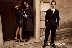 Dolce & Gabbana Autumn/Winter 2012 Advertising Campaign | FashionBeans.com