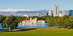 City Park, Denver Colorado