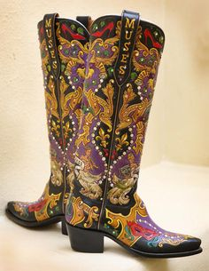 Rocketbuster, the finest Handmade Custom Cowboy Boots. Family owned, handmade in TEXAS,shipped worldwide. Custom Cowboy Boots, Custom Boots, Cowgirl Boots, Western Boots, Western Wear, Country Wear, Vintage Boots, Vintage Cowgirl, Cowgirl Style