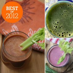 The Pressed Juice Recipes That Got Us Through the Year: When you're pressed for time or feeling sluggish, there isn't always a moment to sit down to a bowl of fresh veggies. When that happens, thank goodness for pressed juice! This year was a bit of a juicing revolution, as pressed juice became as frequent to us as a cup of coffee. For a quick nutrient fix, one of these recipes will surely do the trick.