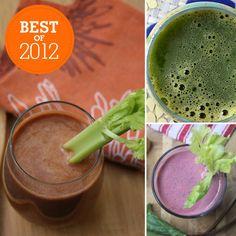 best of 2012 juices