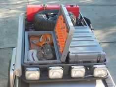 Wayne Nielsen uploaded this image to 'roofrack boxes'. See the album on Photobucket. Montero 4x4, Montero Sport, Jeep Xj Mods, Jeep Camping, Motorcycle Camping, Camping Life, Jeep Truck, Truck Bed, Jeep Jeep