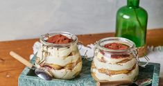 Tiramisu, Chipotle, Smoothie, Bacon, Dessert Recipes, Pudding, Sweets, Ethnic Recipes, Food