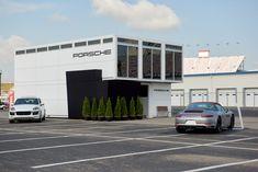 Porsche Shipping Containers