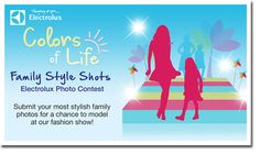 Colors Of Life: ELECTROLUX Family Photo Contest    Don't forget to mention you were referred by: Daryll Villena :)