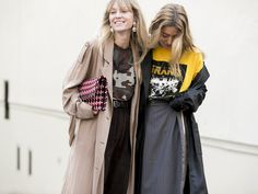 Street Style from London Fashion Week Fall 2017